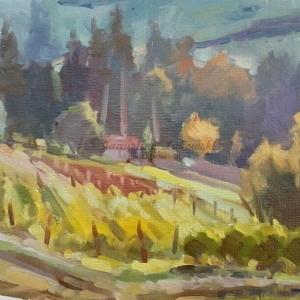 Vines at Brigadoon